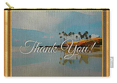 A Thank You Gift Carry-all Pouch