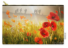 A Time To Remember Carry-all Pouch