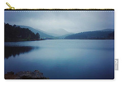Carry-all Pouch featuring the photograph A Washed Landscape by Dan Miller