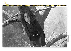 A Woman In A Tree, 1972 Carry-all Pouch