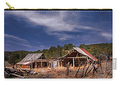 Abandoned Ranch Carry-all Pouch