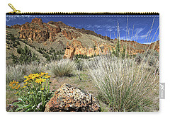 Above Juniper Gulch Carry-all Pouch