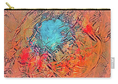 Abstract 49 Carry-all Pouch