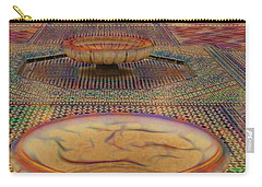 Abstract Architecture Morocco  Carry-all Pouch