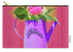 Abstract Floral Art 342 Carry-all Pouch