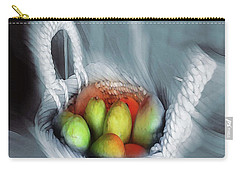 Abstract Fruit Art   104 Carry-all Pouch