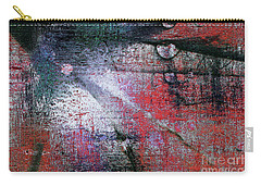 Abstract ..tracks Carry-all Pouch