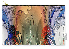 Abstract Utagawa Kunisada Carry-all Pouch