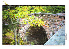 Acadia National Park - Amphitheater Bridge Carry-all Pouch