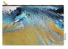 Carry-all Pouch featuring the painting Acts 22 16. Why Are You Waiting by Mark Lawrence