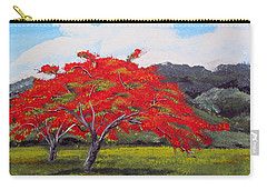 Adorning Nature Carry-all Pouch