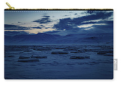Adventfjorden  Carry-all Pouch