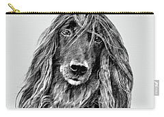 Afghan Hound 3 Carry-all Pouch