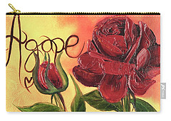 Agape Love Carry-all Pouch