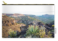Agave Sunrise Carry-all Pouch