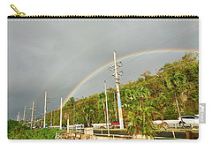 Aguadilla Rainbow Carry-all Pouch