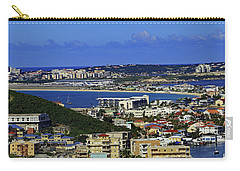 Carry-all Pouch featuring the photograph Airport by Tony Murtagh