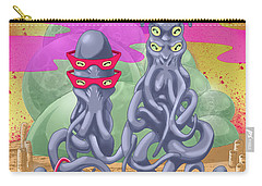 Alien Gothic Carry-all Pouch