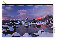 Alpenglow Visions Carry-all Pouch