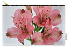 Alstroemeria Up Close Carry-all Pouch