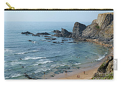 Amalia Beach From Cliffs Carry-all Pouch