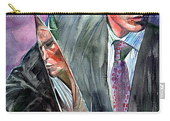 Serial Killer Paintings Carry-All Pouches