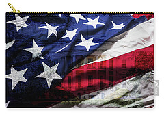 American White House Carry-all Pouch