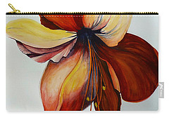 Amerylis/amaryllis  Carry-all Pouch