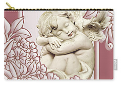 An Angel Carry-all Pouch