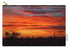 An Arizona Sky Carry-all Pouch