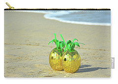 Carry-all Pouch featuring the photograph Ananas by Jamart Photography