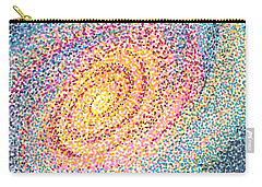 Andromeda Galaxy Drawings Carry-All Pouches