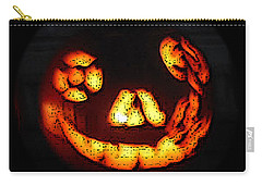 Andy's Jack O Lantern Carry-all Pouch