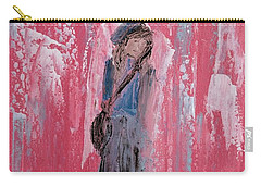 Angel For Peer Pressure Carry-all Pouch