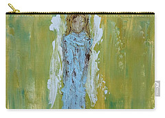Angel Of Vision Carry-all Pouch