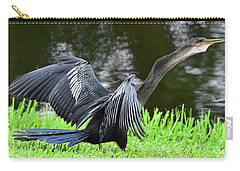 Anhinga Surprise Carry-all Pouch