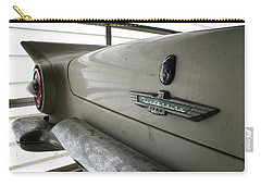 Carry-all Pouch featuring the photograph Antique Classic Car by Rick Veldman