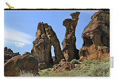 Arches Hoodoos Castles Carry-all Pouch