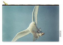 Arctic Angel Carry-all Pouch