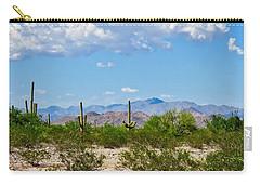 Arizona Desert Hidden Valley Carry-all Pouch