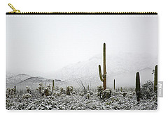 Arizona Snow Carry-all Pouch