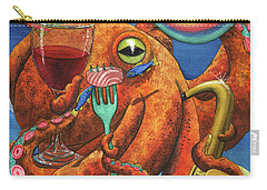 Art Partypus Carry-all Pouch