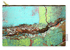 Carry-all Pouch featuring the photograph Art Print Abstract 17 by Harry Gruenert