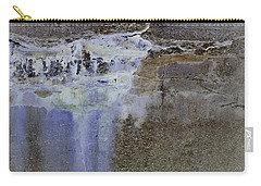 Carry-all Pouch featuring the photograph Art Print Abstract 21 by Harry Gruenert