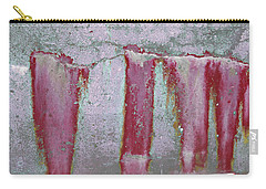 Carry-all Pouch featuring the photograph Art Print Abstract 22 by Harry Gruenert