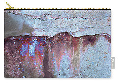 Carry-all Pouch featuring the photograph Art Print Abstract 23 by Harry Gruenert