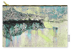 Carry-all Pouch featuring the photograph Art Print Abstract 24 by Harry Gruenert