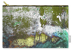 Carry-all Pouch featuring the photograph Art Print Abstract 30 by Harry Gruenert