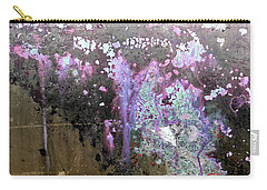Carry-all Pouch featuring the photograph Art Print Abstract 32 by Harry Gruenert