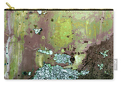 Carry-all Pouch featuring the photograph Art Print Abstract 33 by Harry Gruenert